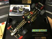 Lotus Renault GP Bruno Senna Scalextric