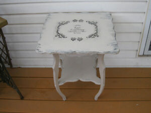 Table shabby chic