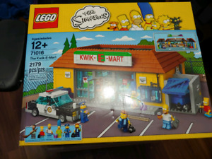 Lego Simpsons Sets