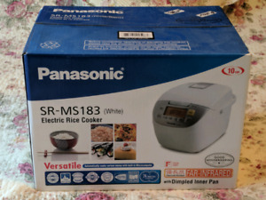 New slow cooker, bread maker,  and rice cooker