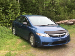 honda civic  dx