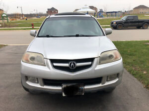 2005 Acura MDX for sale.