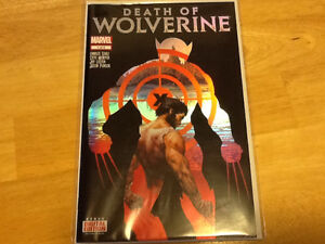 MARVEL COMICS - DEATH OF WOLVERINE - COMPLETE SET OF FOUR London Ontario image 5