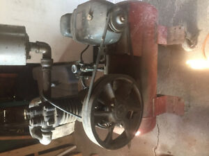 Antique Curtis Air Compressor