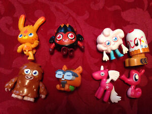 MOSHI MONSTERS MEGABLOKS West Island Greater Montréal image 4