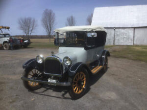 Dodge Brother 1915 Antique Collection car