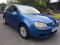 VW golf 1.9 TDI excellent condition service history 128 k