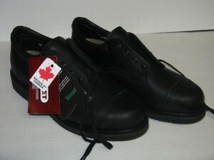 NEW BOULET MADE IN CANADA SIZE 10 MEN'S ~ FOR WORK OR PLAY