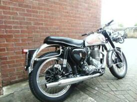 1955 BSA DB32 GOLDSTAR 350 - ONE OF 55 MADE - FULLY RESTORED