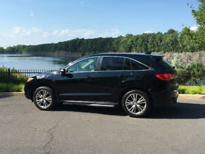 Acura RDX TECH PACKAGE 2013