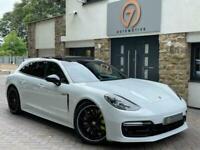 2018 Porsche Panamera 4.0 V8 Turbo S E-Hybrid 5dr PDK Turismo ESTATE Petrol/Plu