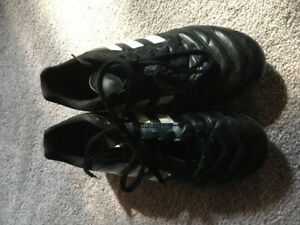 Various Soccer Cleats
