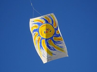 rationless Flyer Kite Kits with Flying Line (Kite-kits)