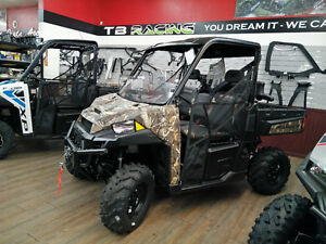 2017 Polaris Ranger XP 1000 EPS Hunter Edition