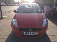 2008 Fiat Grande Punto Multijet 130 Sporting 12 Mot 85000 Miles 2 Owners Bargain