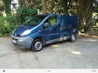 Vauxhall Vivaro 1.9 Di Swb 2700