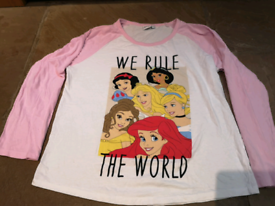 Disney we rule the world t shirt Size 14