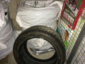 4x Bridgestone Blizzak WS80,  winter tires 8/32, 245/50 R18 nego