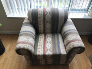 $30 single chair lightly used from a clean home