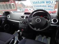 2009 RENAULT CLIO Dynamique 16v Turbo 1.1