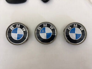 GENUINE BMW 3-SERIES CENTRE CAPS