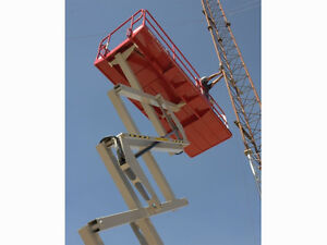 Scissor Lift for Rent for $400 weekly (6040 50 Street)