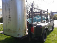 Oil Tank pumping & removal
