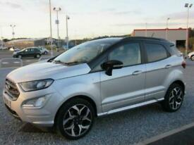 image for 2018 68 FORD ECOSPORT 1.0 ST-LINE 5D 138 BHP