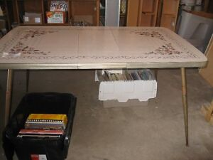 antique table, $50.00 or offers