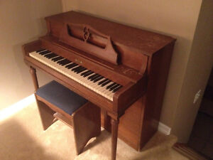 Cameo Apartment Sized Piano