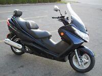 SUZUKI BURGMAN 400 AN400 2004