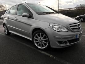 Mercedes B170 1.7 AUTO CVT SE,41kMiles,PAN ROOF,FULL LEATHER,NAV