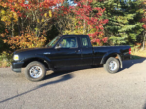 2007 Ford Ranger Sport 4x2 (Manual) with only 66200 Km's!