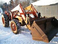 Kubota tractor 8030