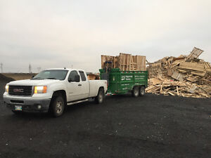 PRO GARBAGE REMOVAL > 2 Men + Truck & Trailer > 204-963-5133