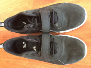 Nike SB shoes and 30lb dumbbell for sale