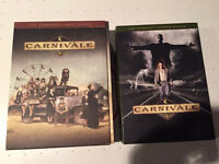 CARNIVALE - Seasons 1 and 2.