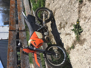 2001 KTM EXC 300