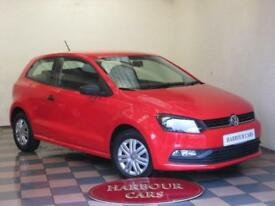 2014 64 Volkswagen Polo 1.0 S 1 Owner Only 2000 Miles!