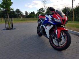 HONDA CBR600RR 2011