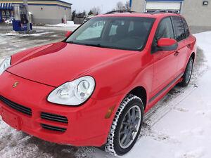 2006 Porsche Cayenne  S titanium VUS