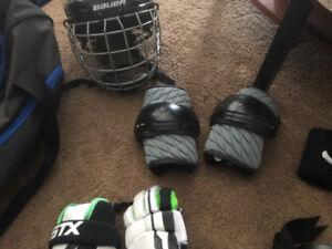 Full Lacrosse set