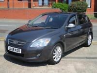08 Kia ceed 1.6 LS + ONLY 50K WITH FSH + 5 DOOR