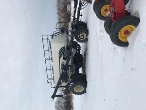 2014 Bourgault 3320 QDA and 6550ST For Sale