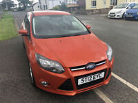 Ford Focus 1.6TDCi ( 115ps ) Zetec 12/12