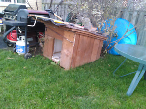 Dog house for sale $100