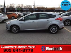 2015 Ford Focus SE  BACK-UP CAMERA BLUETOOTH ALLOYS