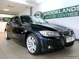 BMW 3 SERIES 325i SE [4X SERVICES, SAT NAV, LEATHER and HEATED SEATS]