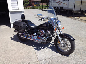 **EXCELLENT CONDITION** 2003 YAMAHA V-STAR 650CC