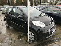 09 REG Citroen C1 1.0i VTR IN BLACK